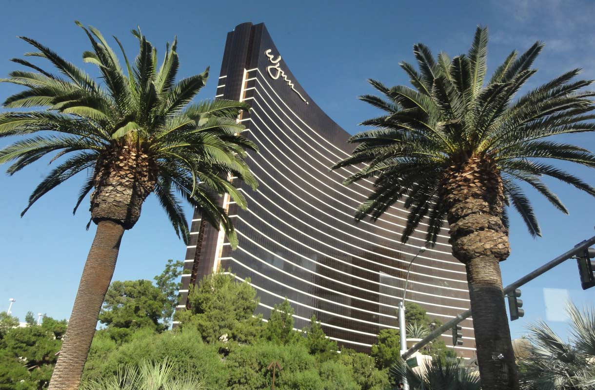Kasinohotelli Las Vegasissa