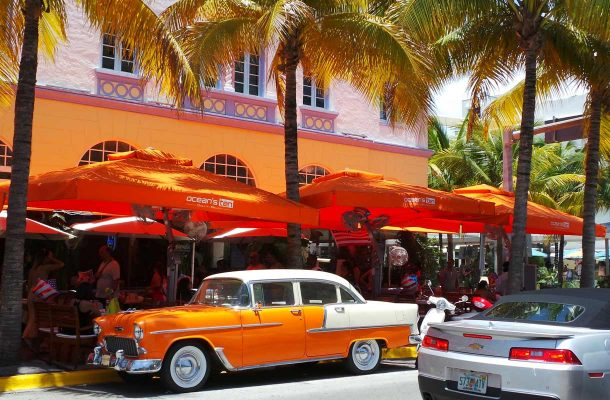 Miamin Ocean Drive