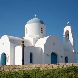 Perinteinen kirkko on lähinnä turistikohde.