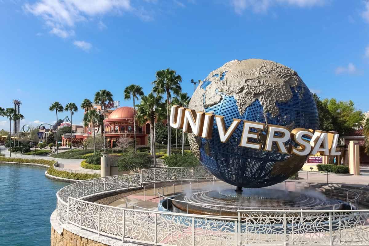 Orlandosta löytyy teemapuistoja joka lähtöön.