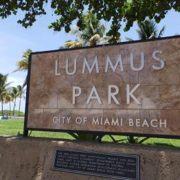 Lummus Park, Miami
