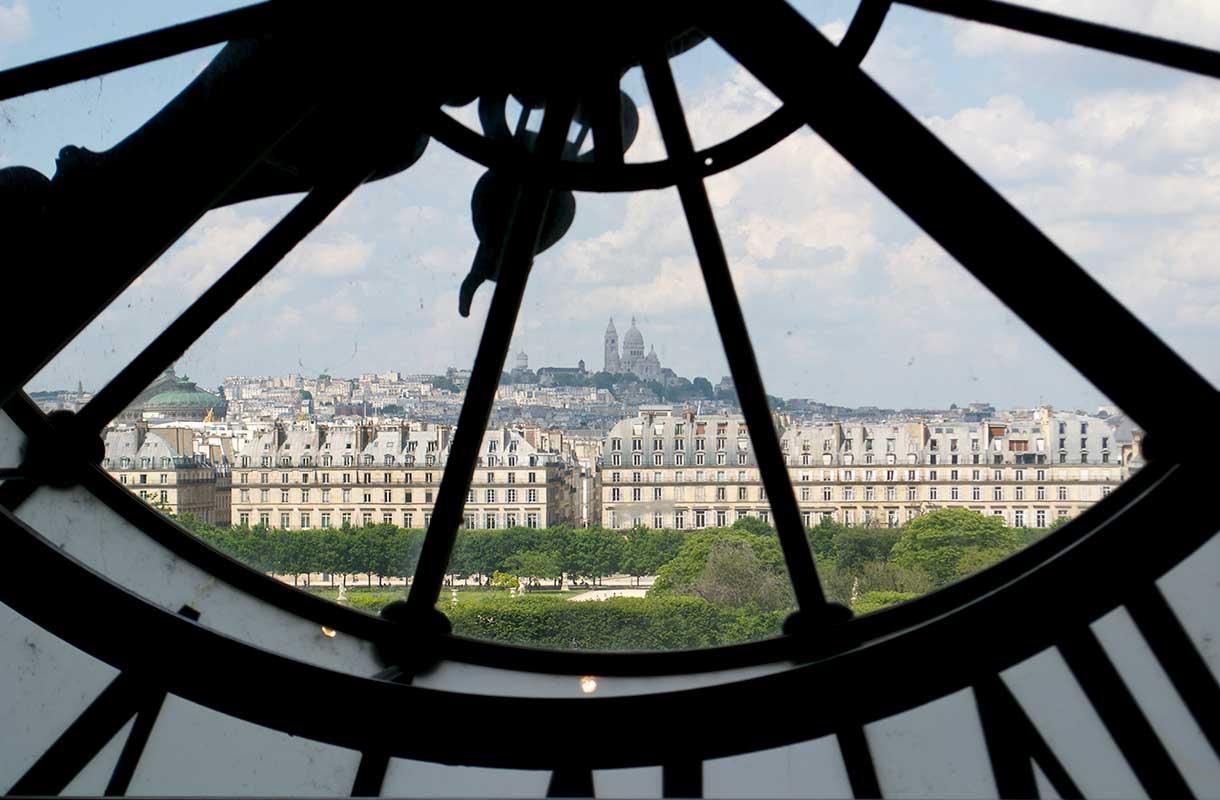 Taidemuseo Orsayn kello
