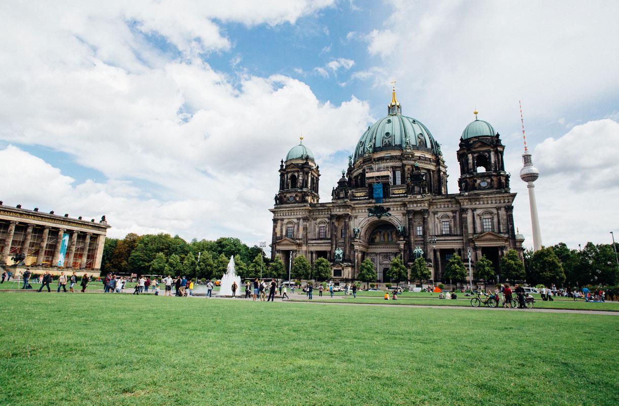 Berliini, Saksa