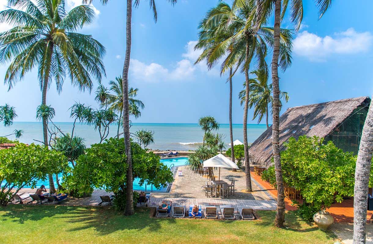 Sri Lankan parhaat hotellit