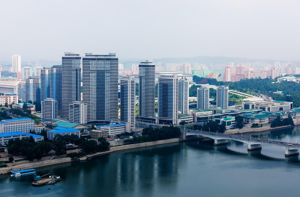 Pjongjang, Pohjois-Korea