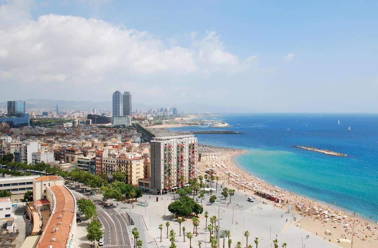Barcelonetan ranta
