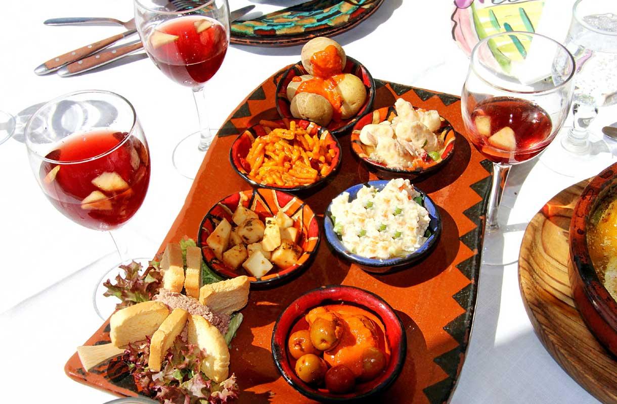 Espanjalaiset tapakset