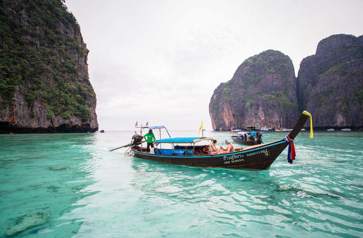 Maya Bay, Thaimaa