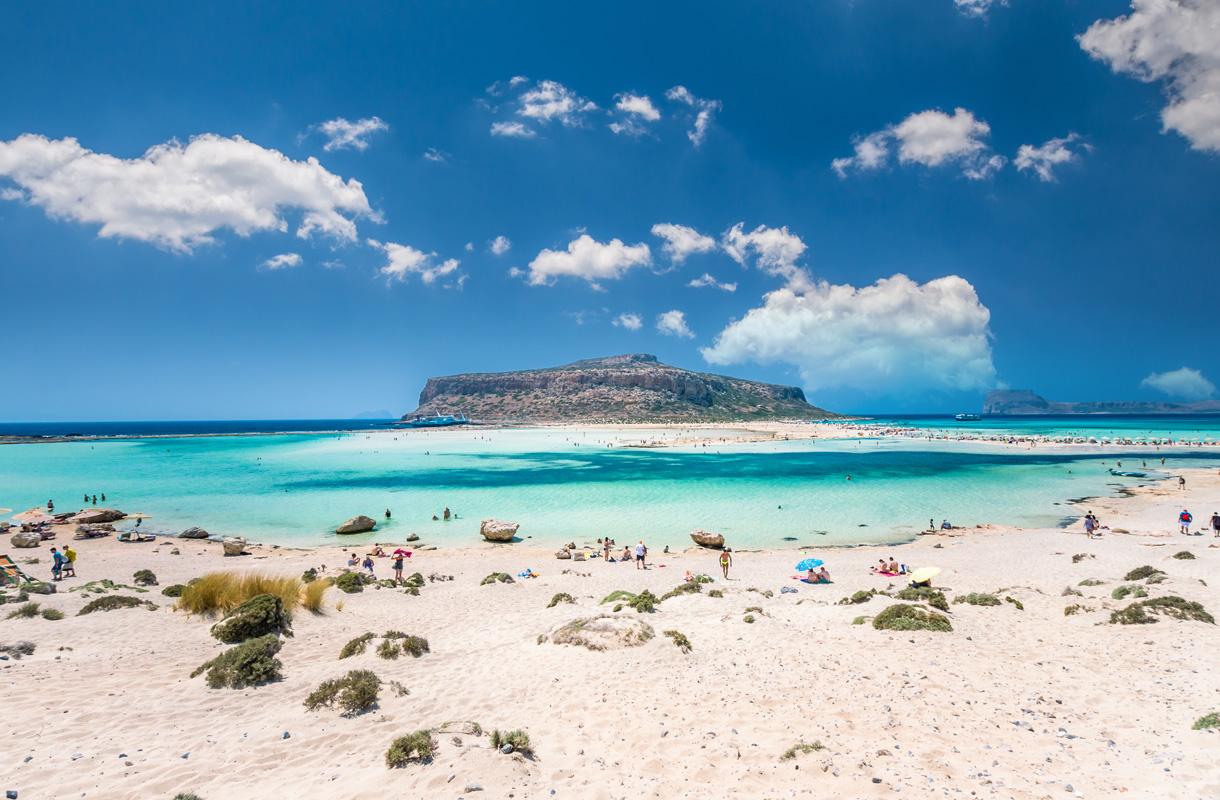Kreeta, Kreikka