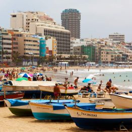 Las Palmas, Espanja