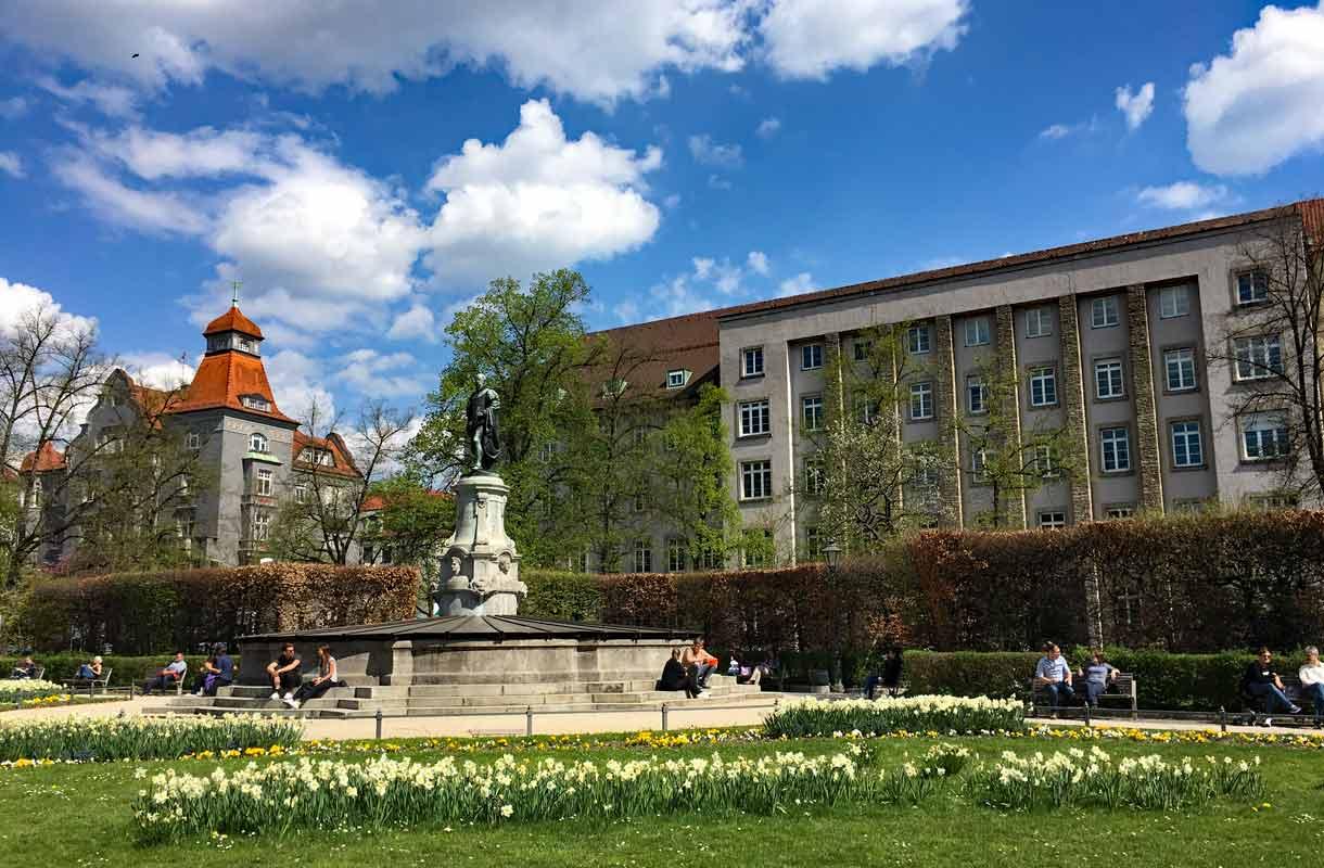 Prinzregentenplat, Augsburg