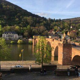 Heidelberg, Neckar-joen silta