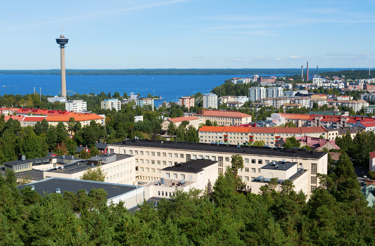 Pyynikki, Tampere