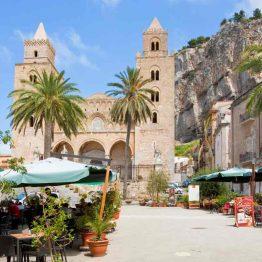 Cefalu, Sisilia