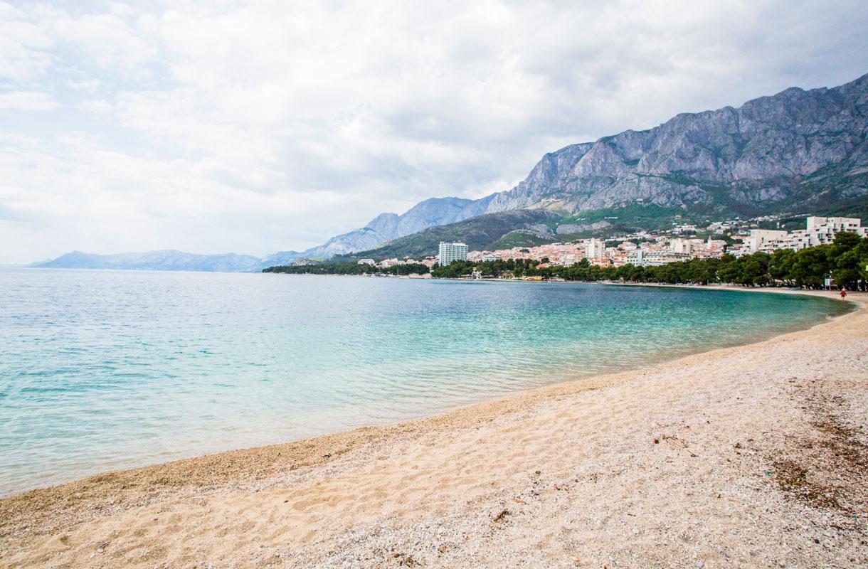 Splitin parhaat rannat
