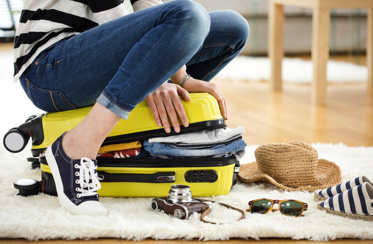 Luteiden takia matkalaukkua ei kannata säilyttää hotellihuoneen lattialla
