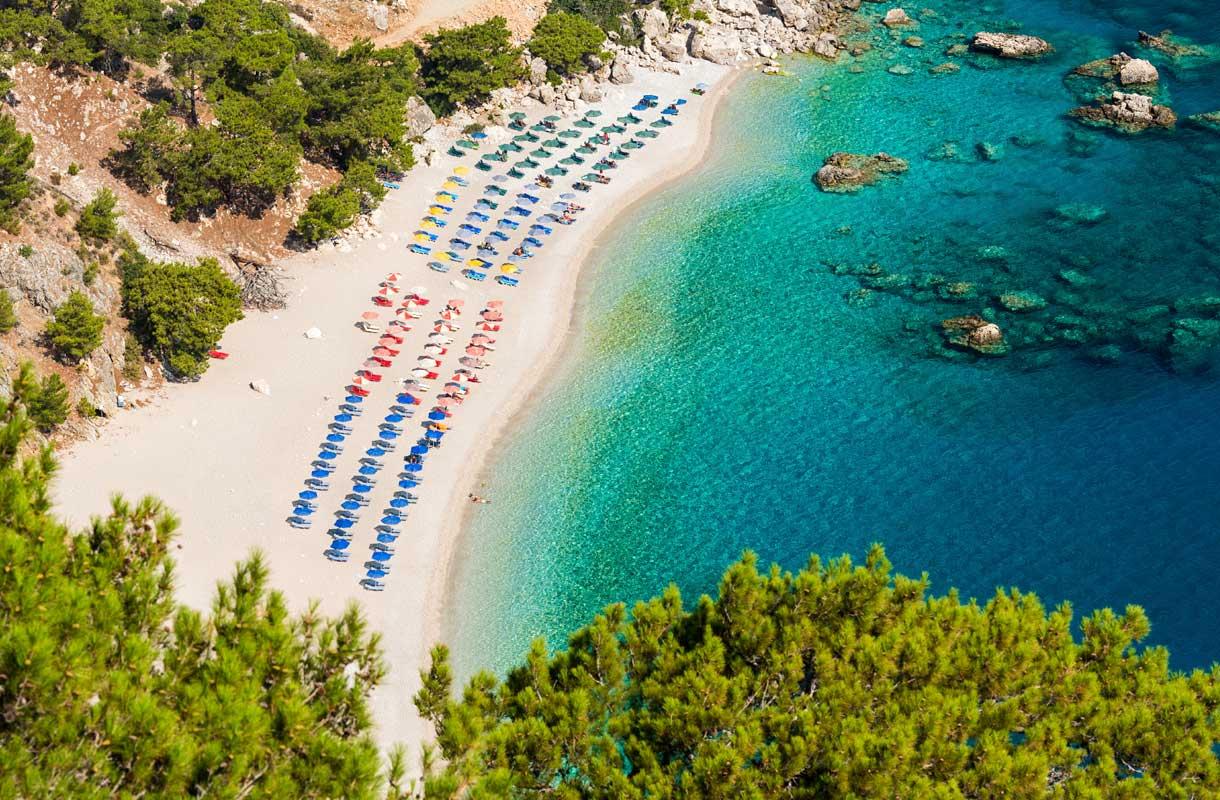Mitkä asiat yllättävät ensikertalaisen Kreikassa?