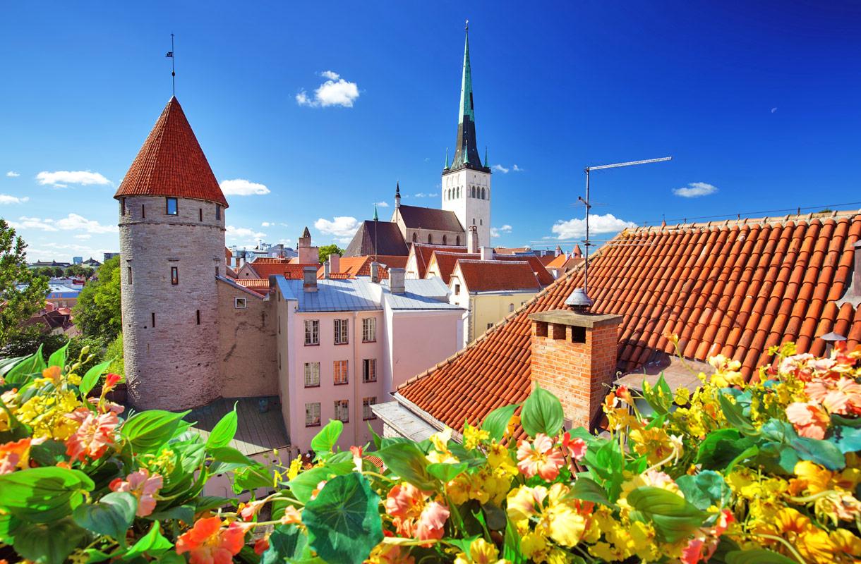 Via Baltican parhaat kohteet