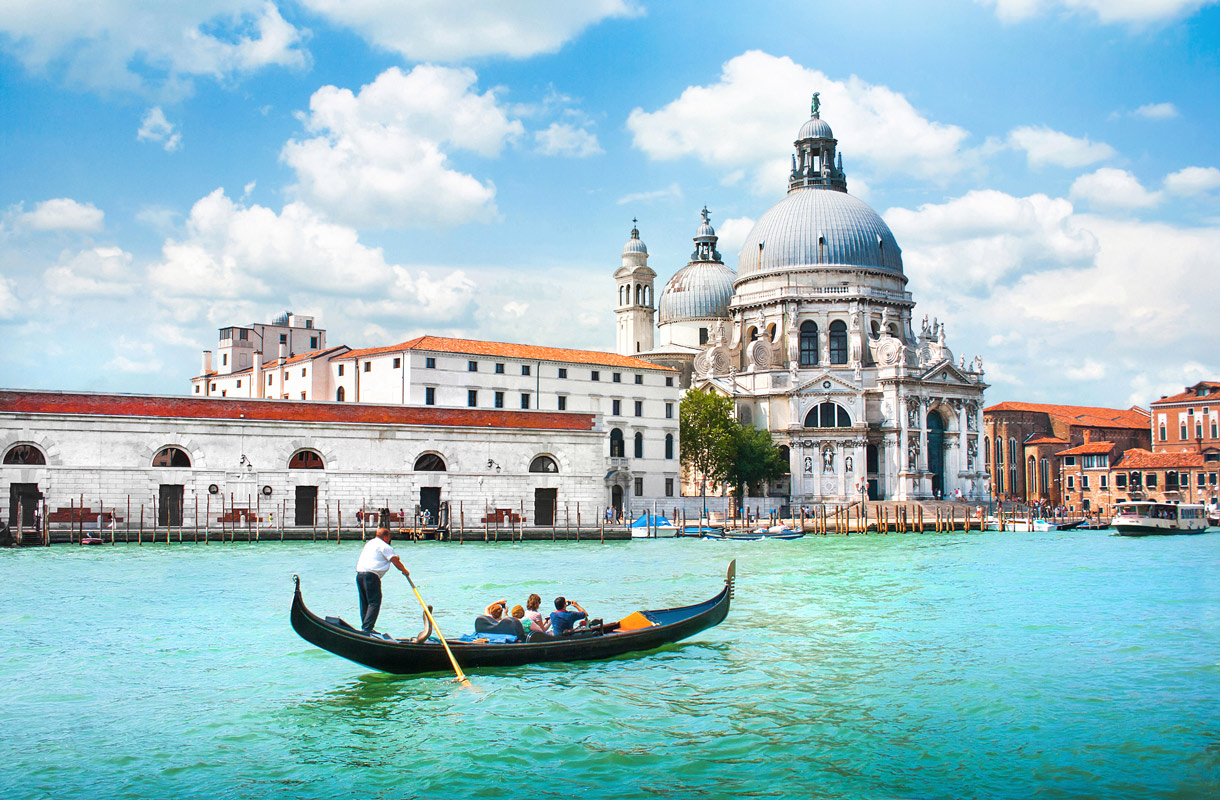 Mitkä ovat vaihtoehtoja Venetsialle?