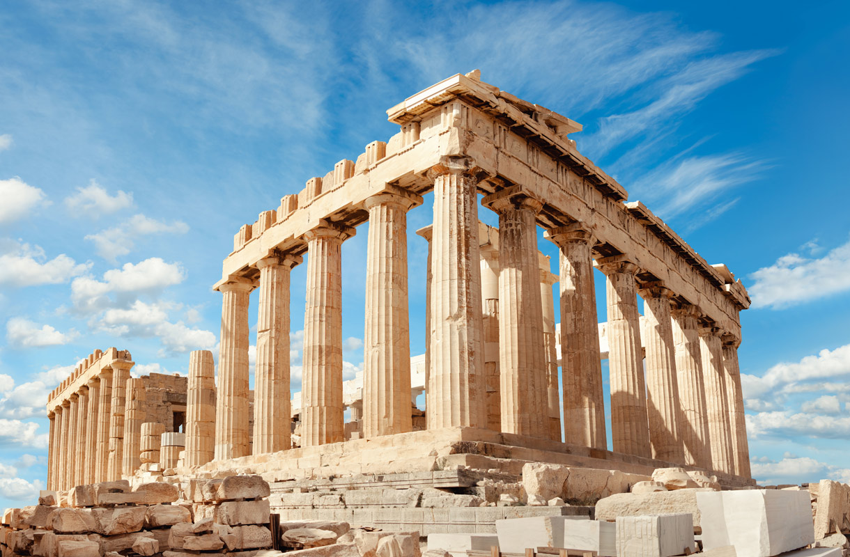 Ateena, Kreikka