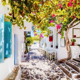 Paros, Kreikka