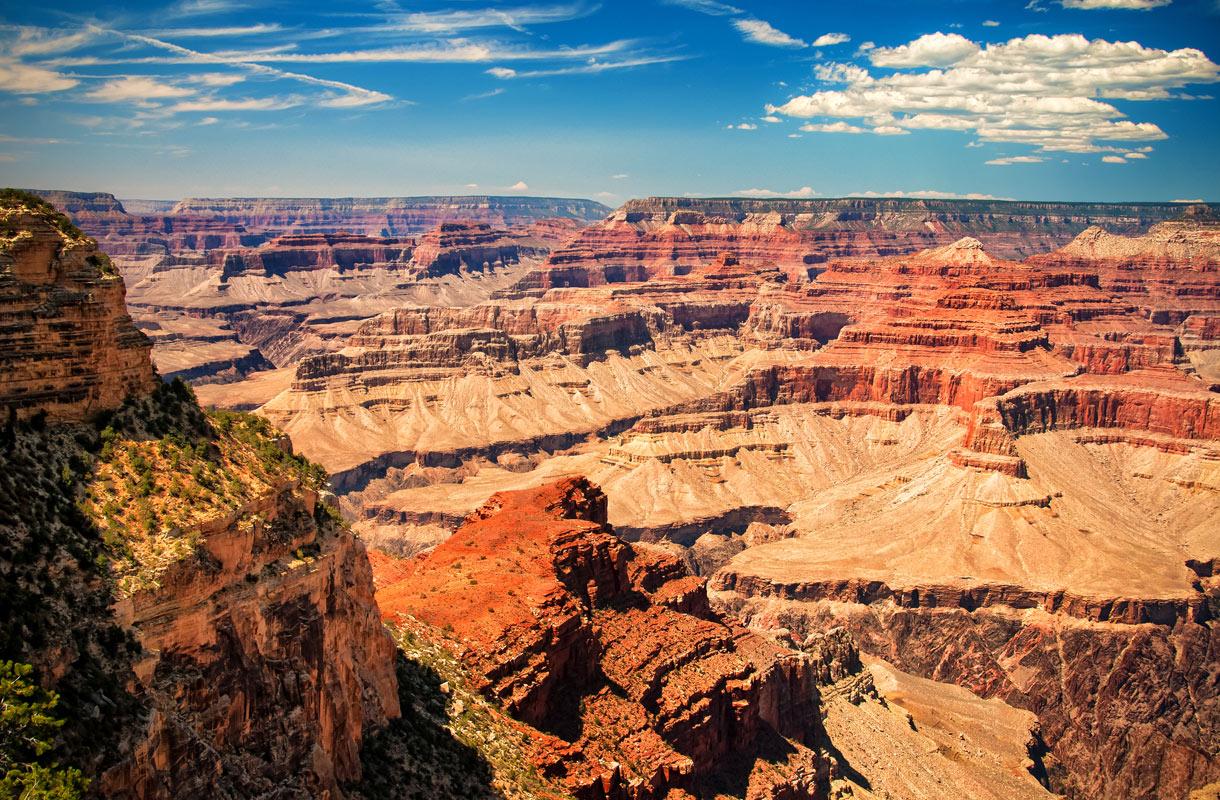 Yhdysvaltain upeimmat kansallispuistot