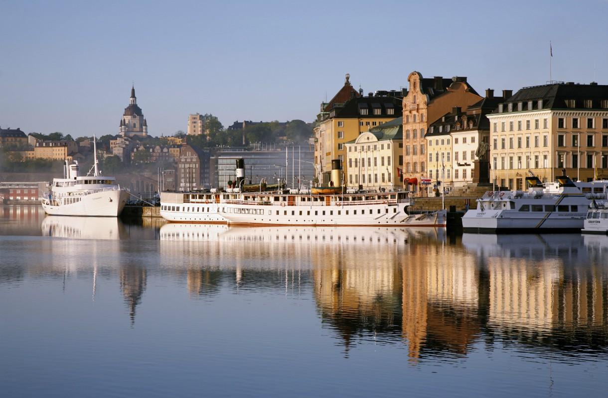 Storkyrkobadet on Tukholman yllättävin kylpylä