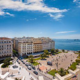 Thessaloniki, Kreikka