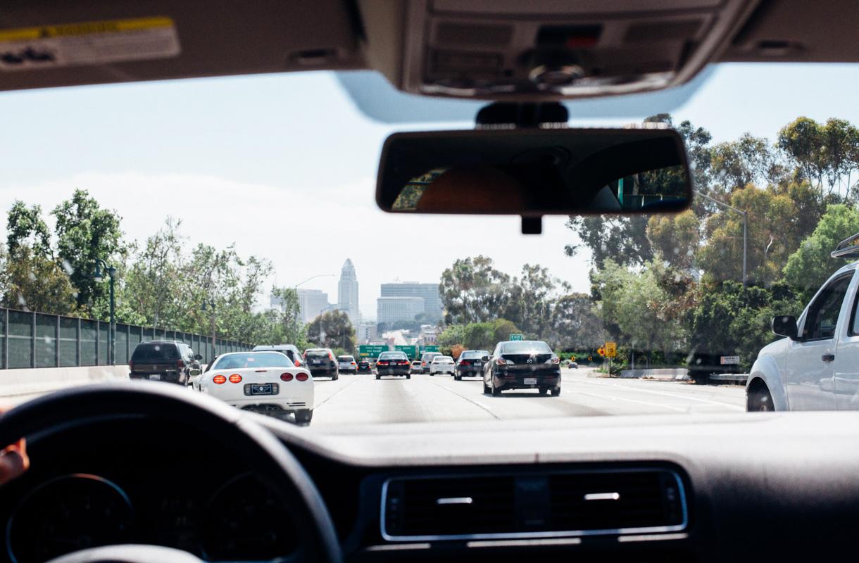 Road trip Yhdysvalloissa