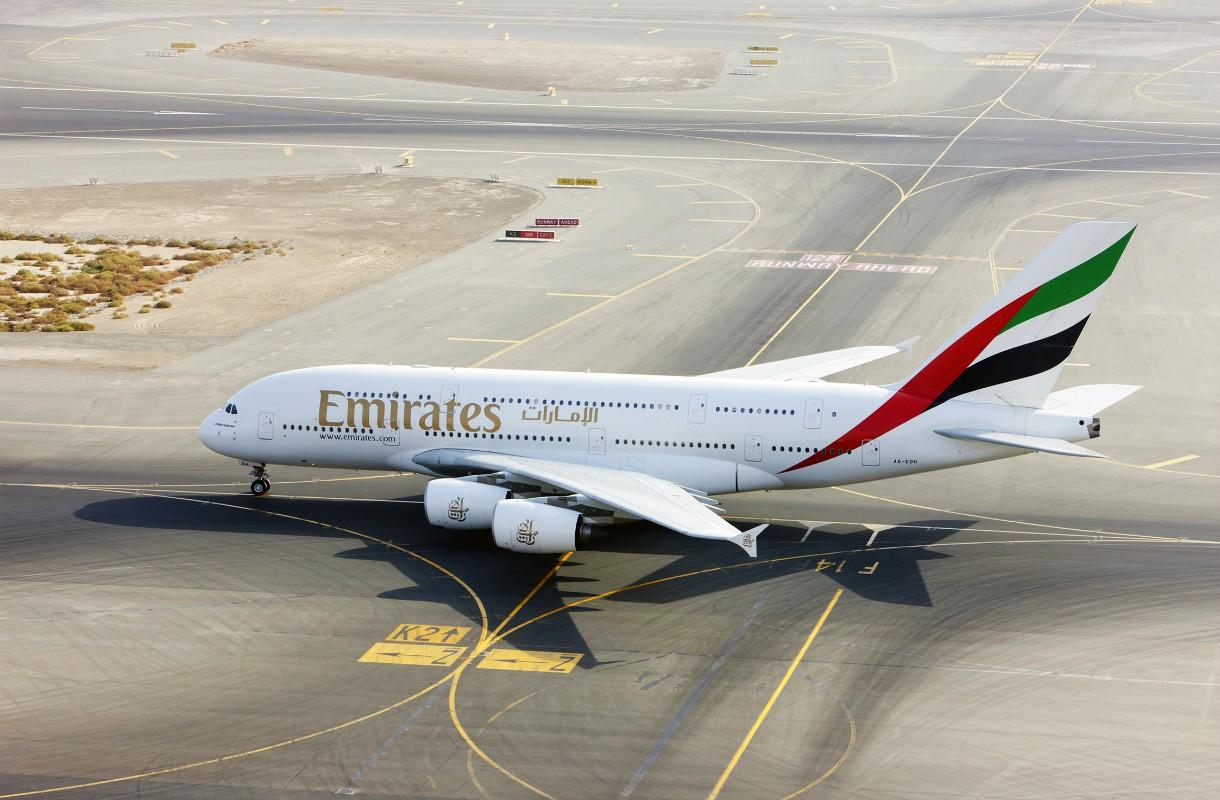 Näin matkailu alkoi Dubaissa