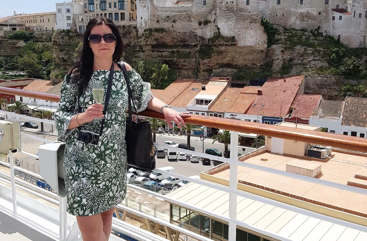 Tuntematon turisti -blogin Sanna