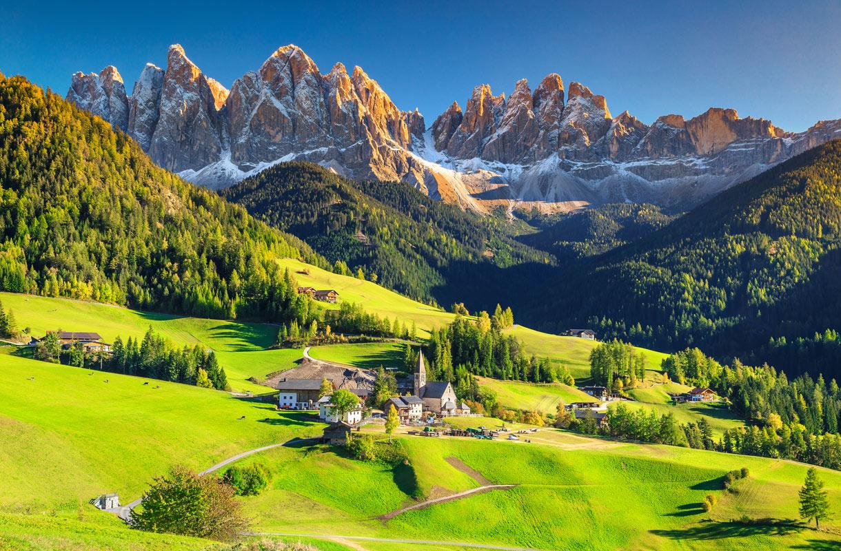Italian Dolomiitit