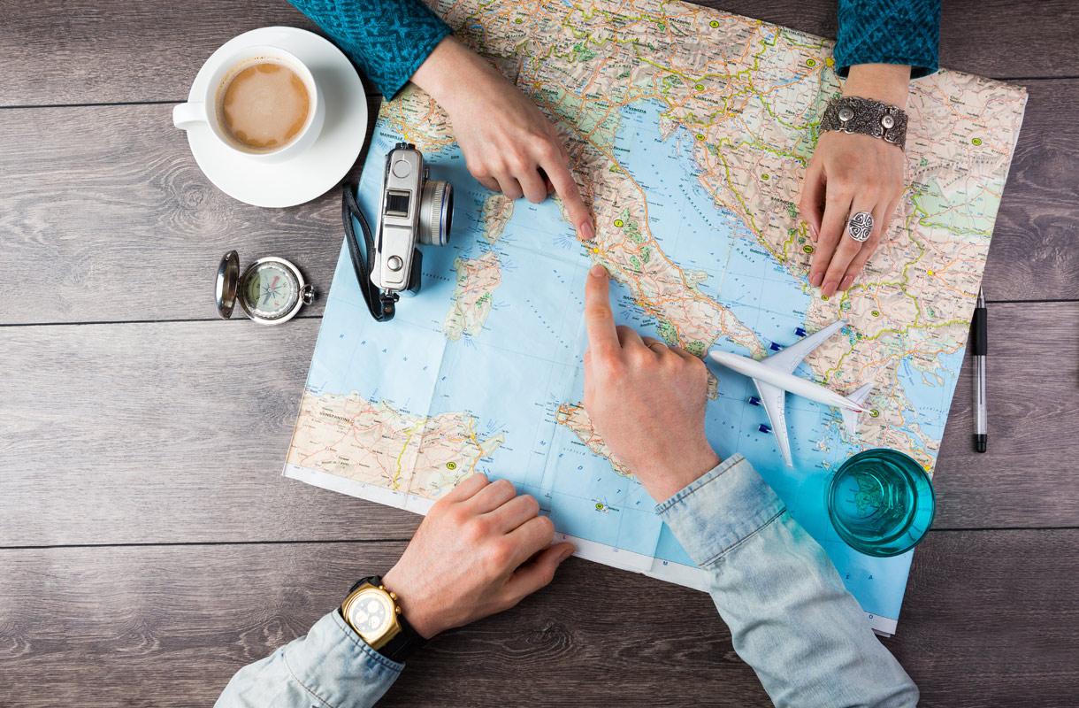 Maat, joihin ei kannata matkustaa
