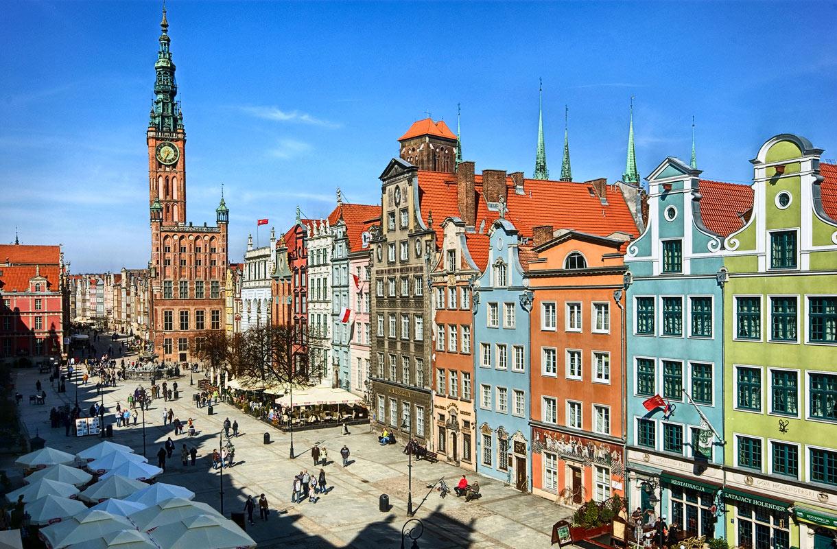 Gdanskin yllättävät nähtävyydet