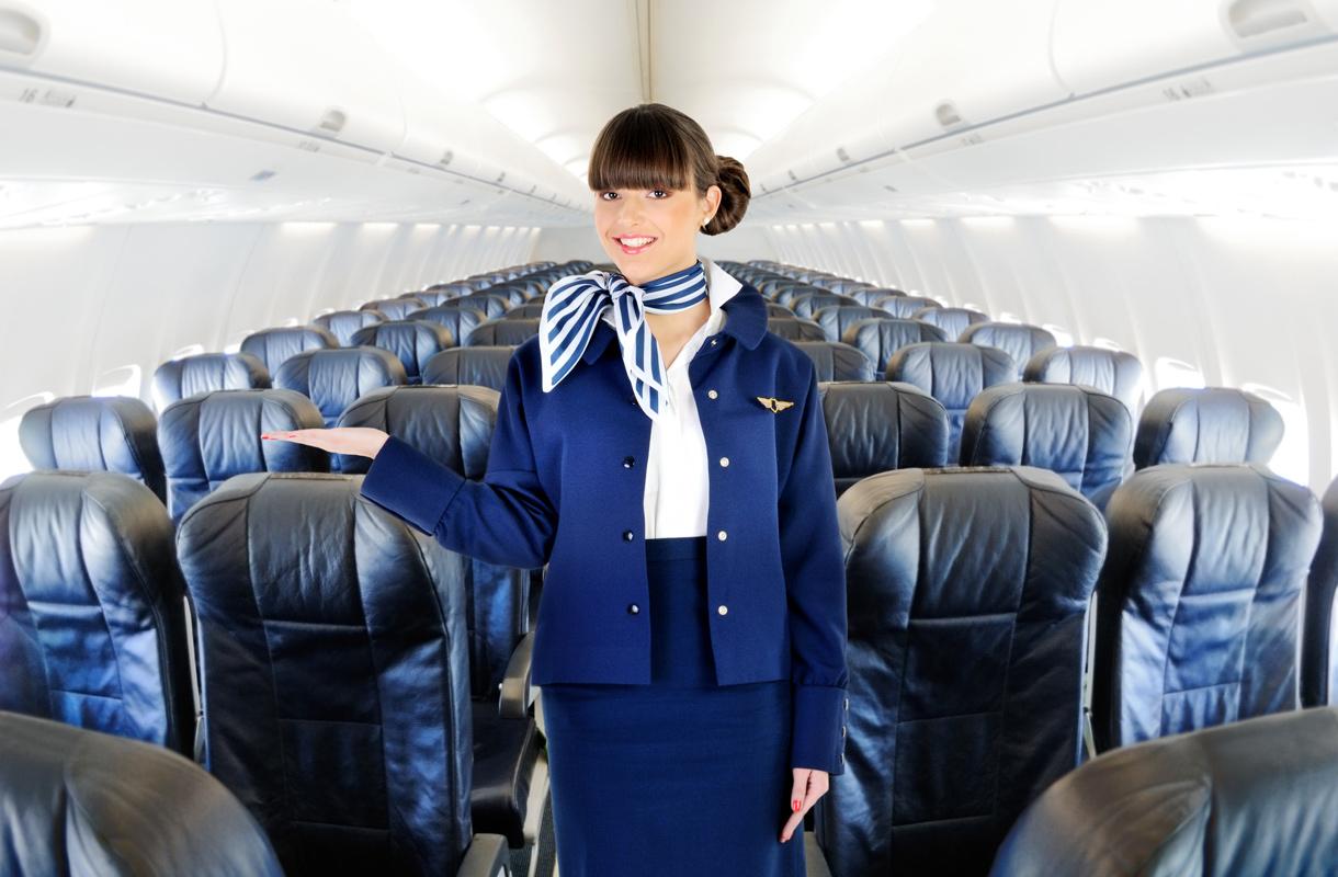 Miksi lentoemännillä on aina huivi?