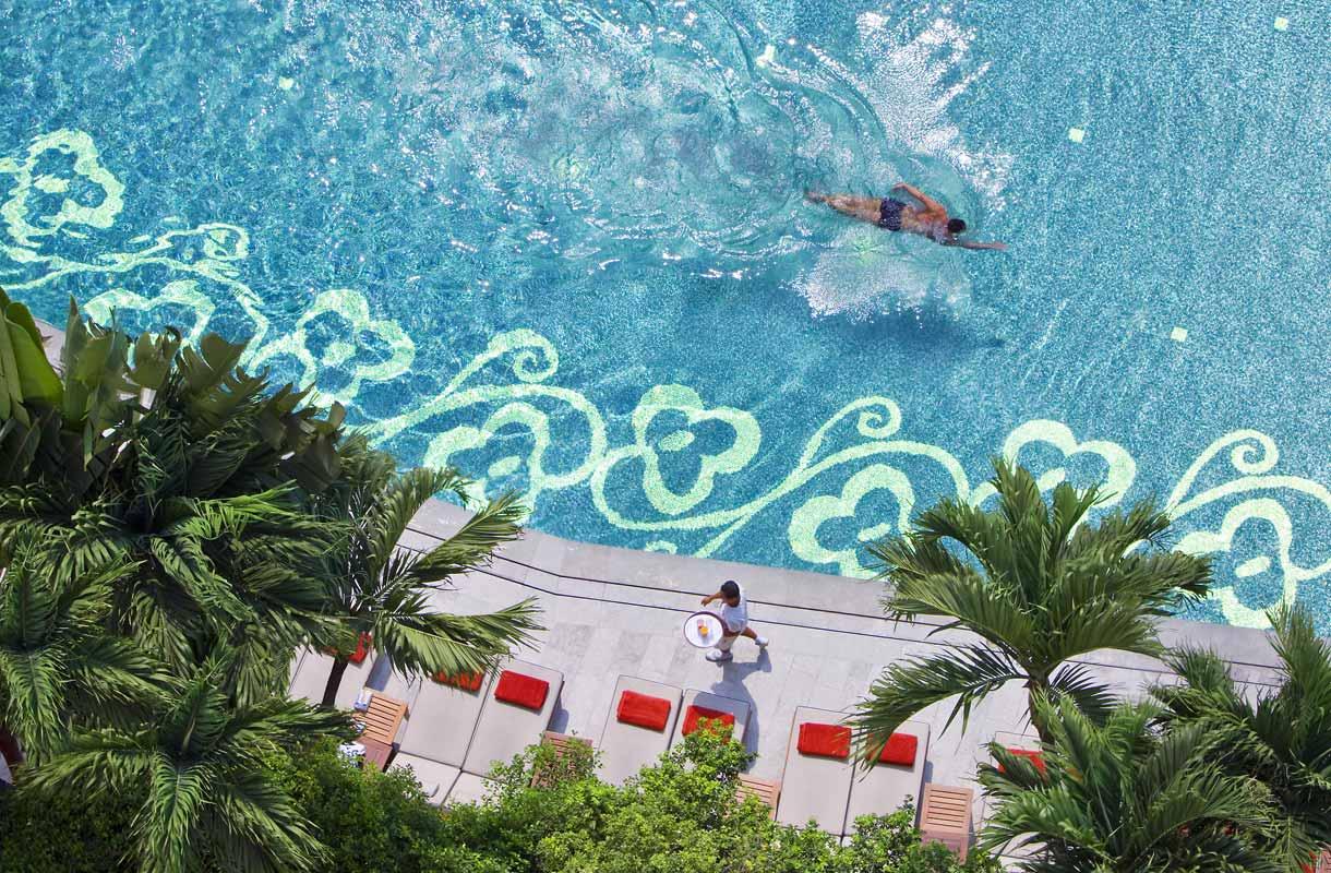 Bangkokin parhaat uima-altaat