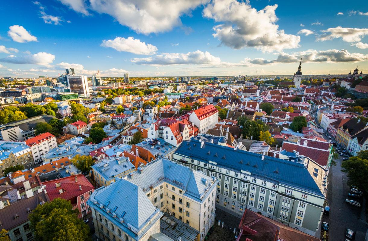 Tallinnan nähtävyydet