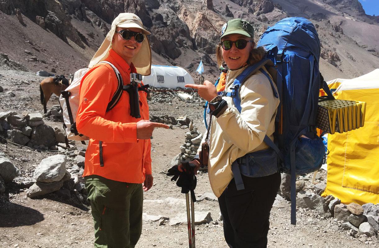Ensikertalaisen vinkit vuorikiipeilyyn