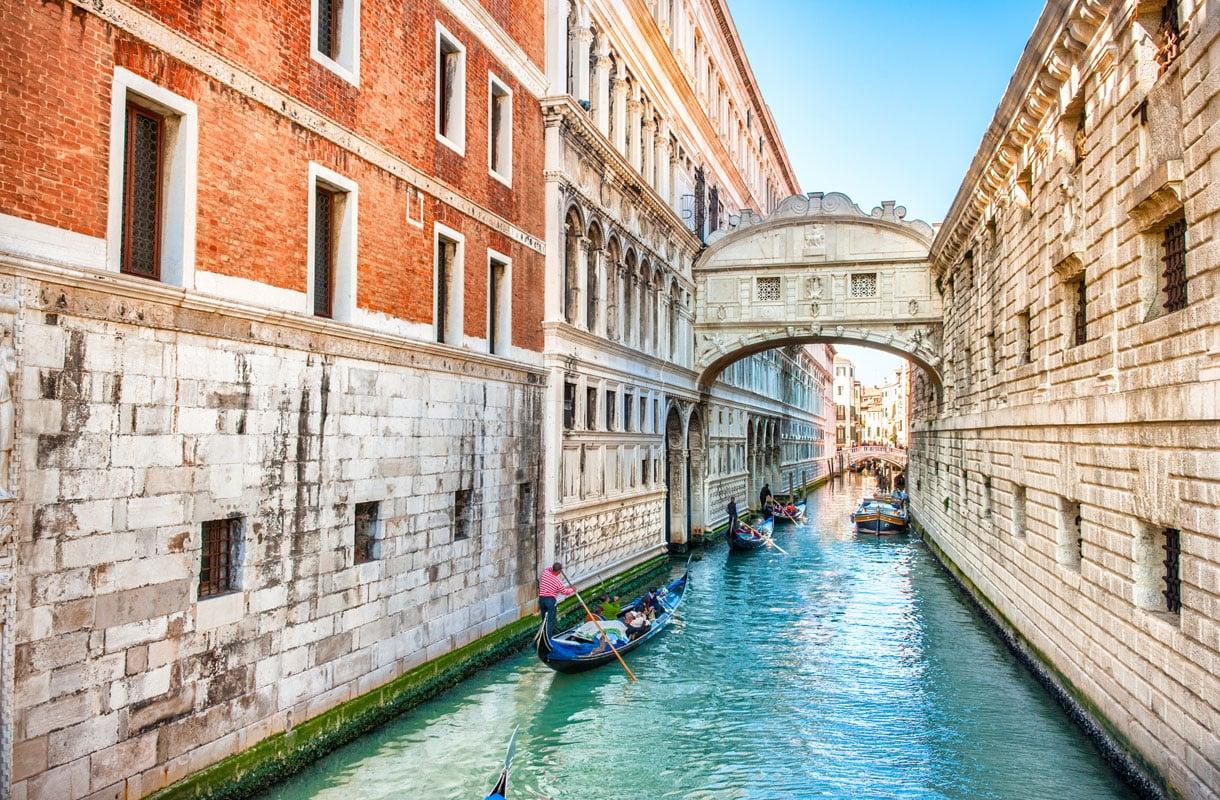 Venetsia, Italia