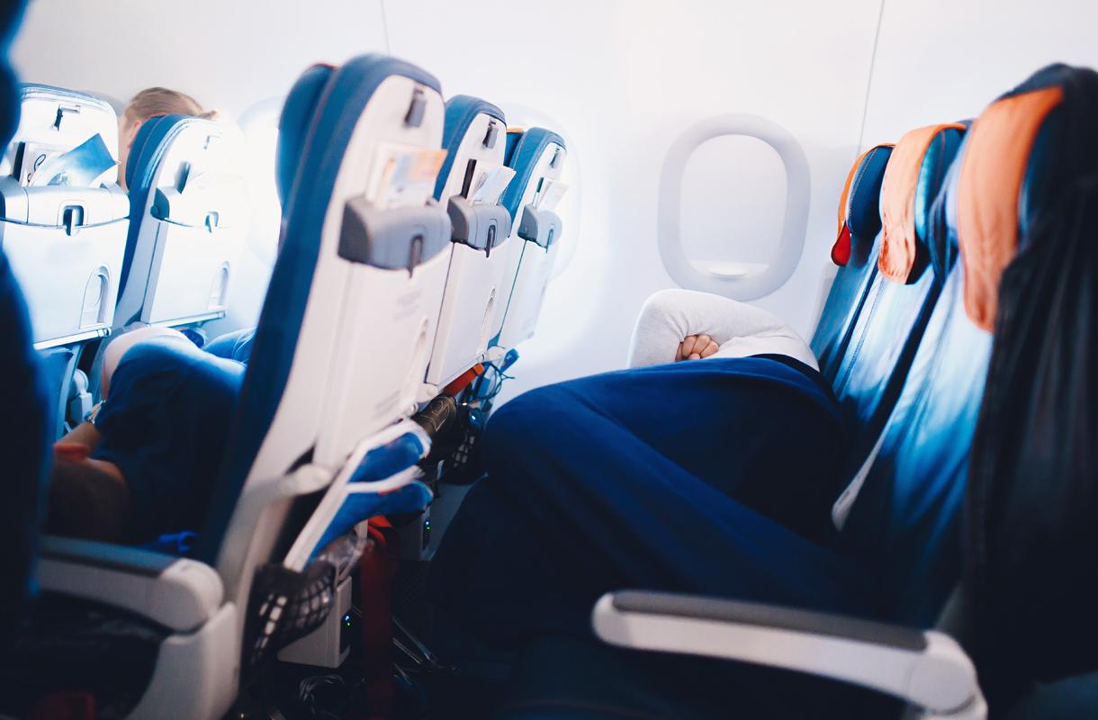 Lentopäästöjen kompensointi