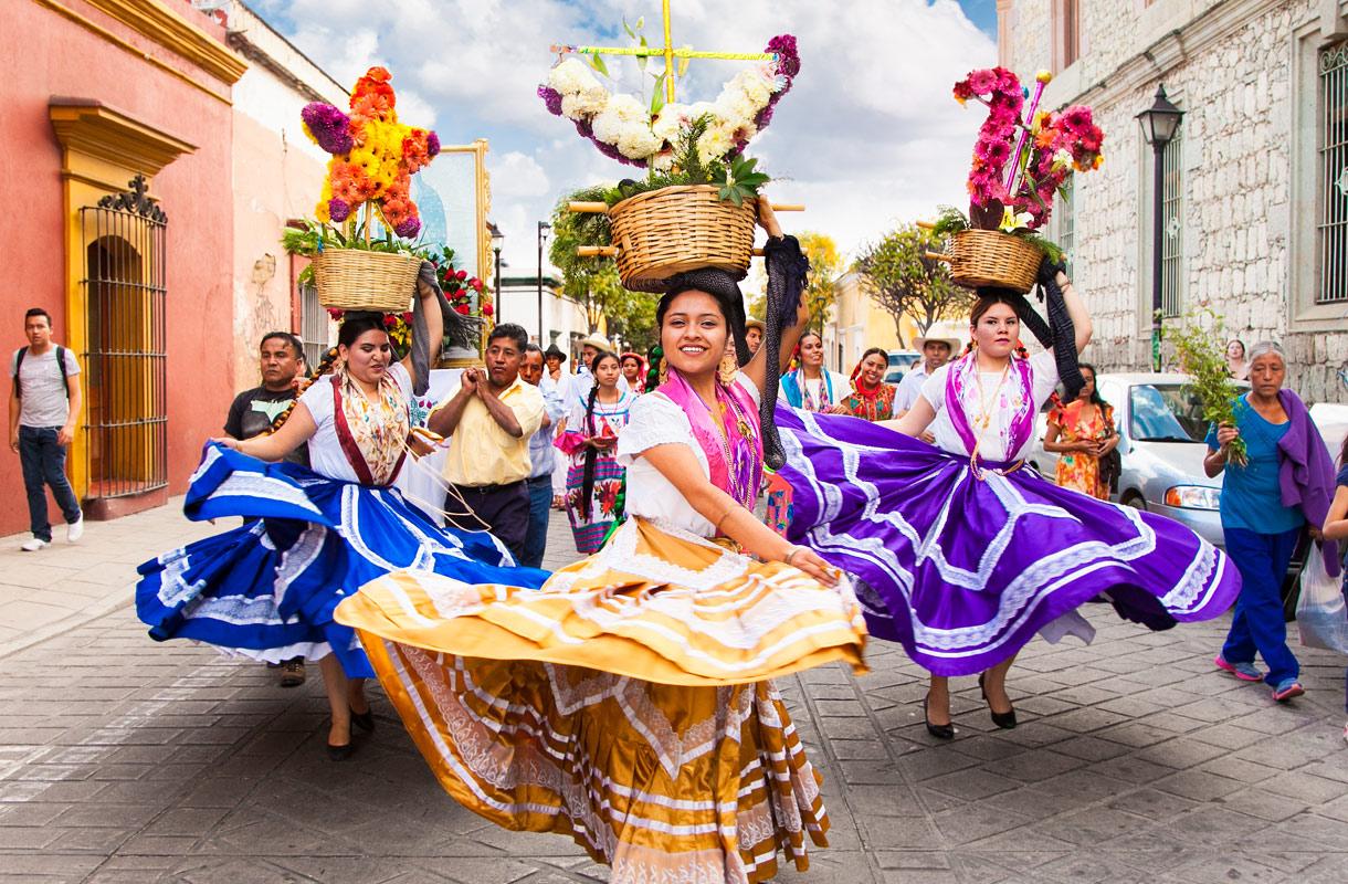 Meksikolaiset juhlapäivät