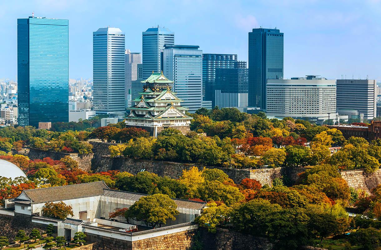 Osaka, Japani