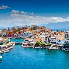 Tarkista lomalennot Kreikkaan