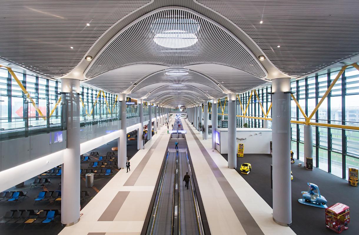 Istanbulin lentoasema