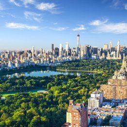 Miten New York sai nimensä?