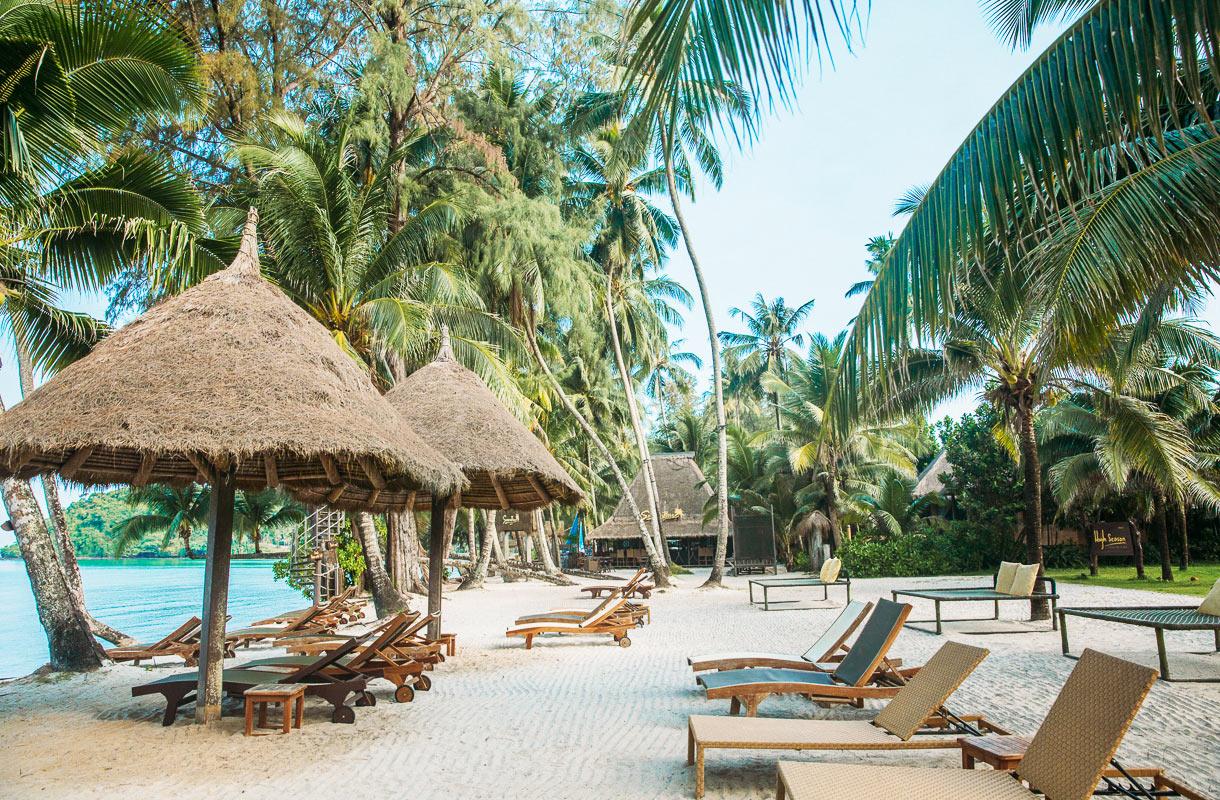 Hotellivinkit Thaimaahan