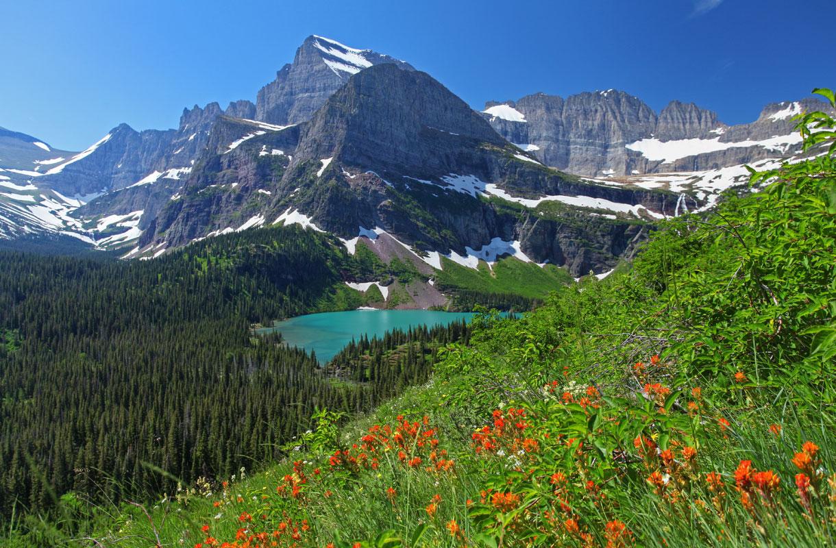 Montana, Yhdysvallat