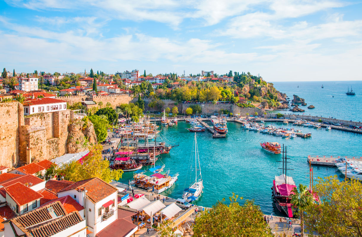 Antalya, Turkki