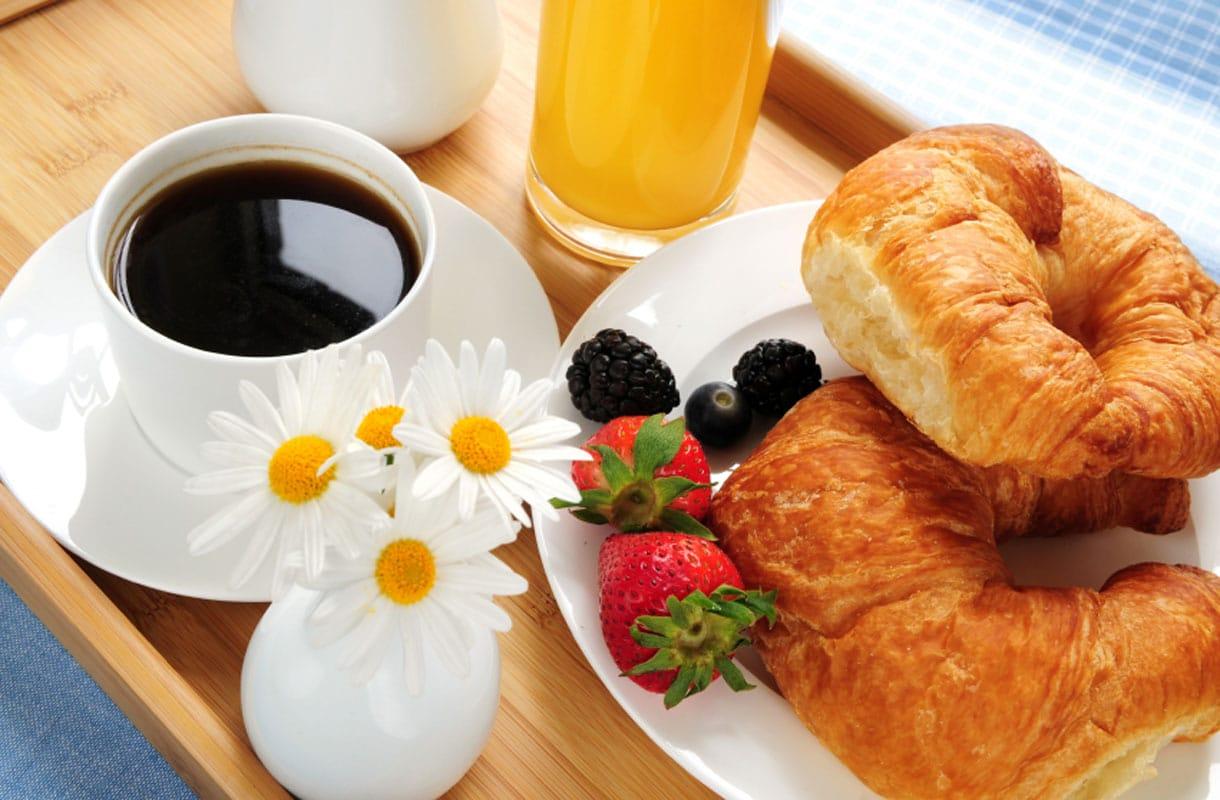 Mikä on mannermainen aamiainen?