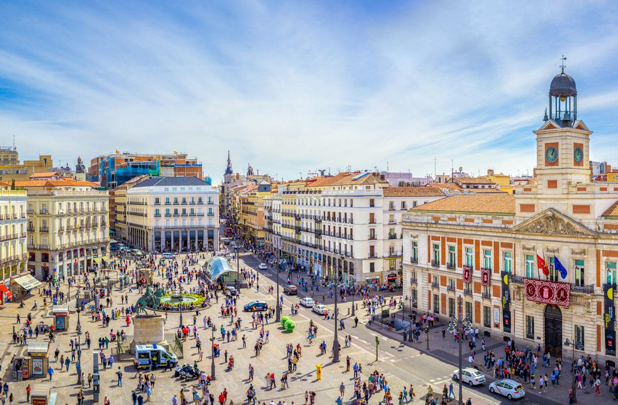 Miten selvitä Espanjan helteistä?